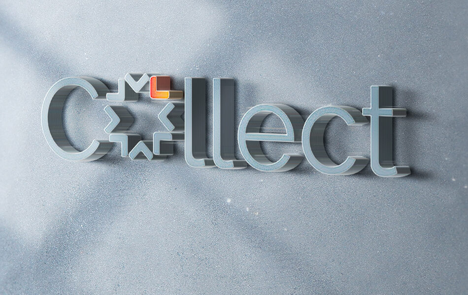 3D Logo Mockup Collect